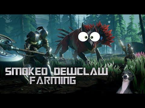 Embermane Smoked Dewclaw Farming | Dauntless