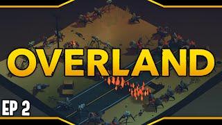 Overland ➤ Dozens Of Enemies! [Let