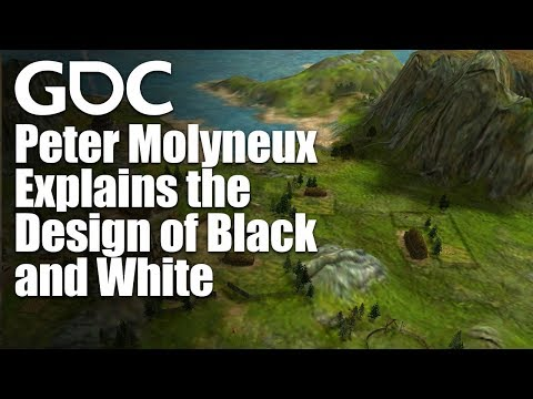 Peter Molyneux Explains the Design of Black and White