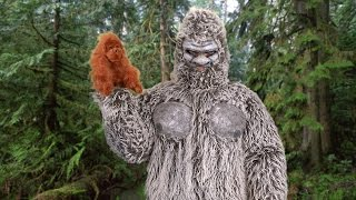 Squatch and Learn About Baby Bigfoots