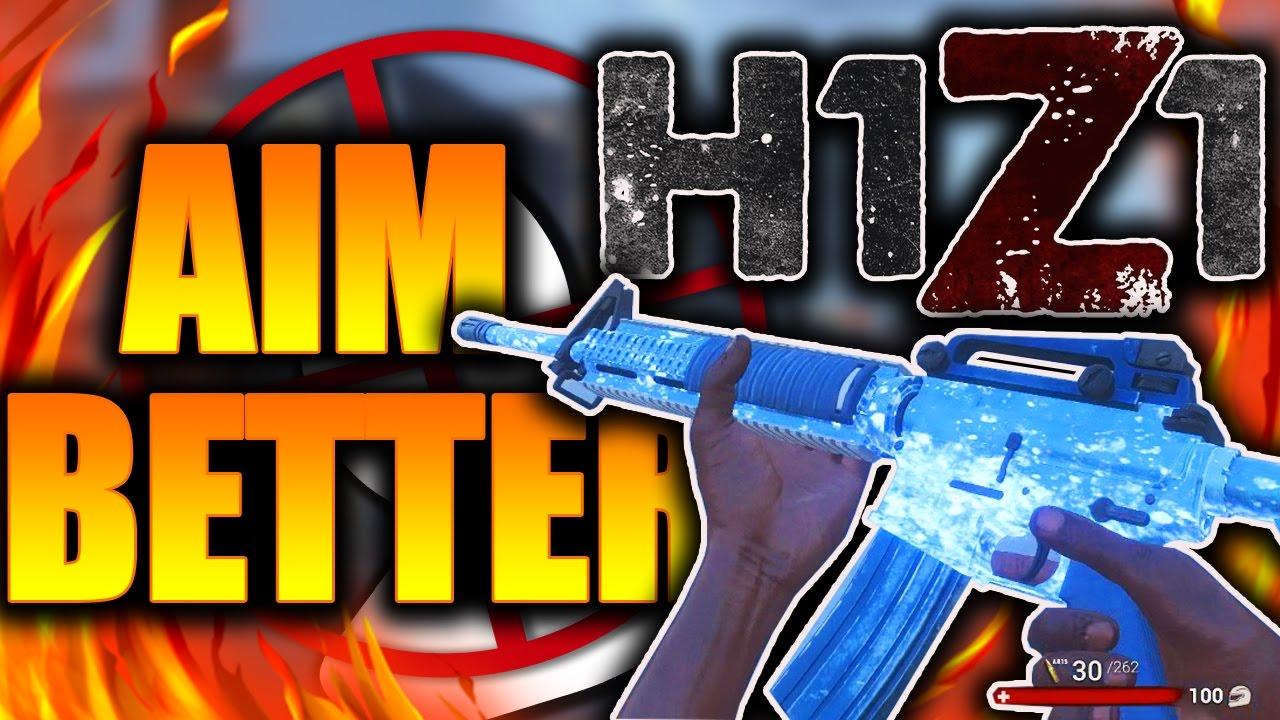 H1z1 Bullet Drop