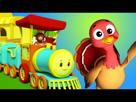 Rig A Jig Jig | canzoni per bambini | bambino rime | Music For Kids | Preschool Songs