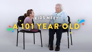 Baixar Kids Meet a 101 Year Old | Kids Meet | HiHo Kids