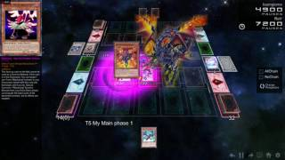 YgoPro 2 - Red-Eyes vs Blackwing insane top deck!