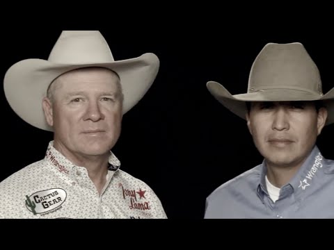 Derrick Begay and Clay O' Brien Cooper in the lead for the ERA Team Roping World Standings