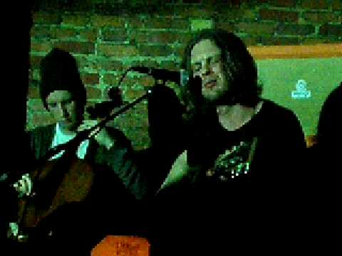 Pagoda - [acoustic] @ Rockwood Music Hall, NYC, 1/28/09.