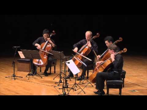 Tango from True Lies Por Una Cabeza - the 4Cellists