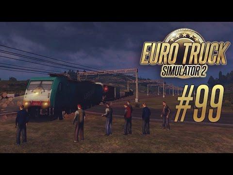 Euro Truck Simulator 2 [#99] - Киев. Житомир