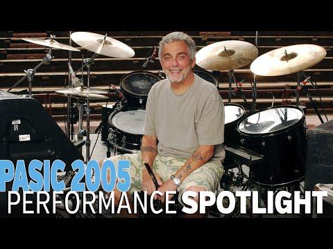 Steve Gadd: PASIC 2005, Flam Rudiments