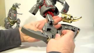 Transformers review Fans Toys Scoria aka Slag