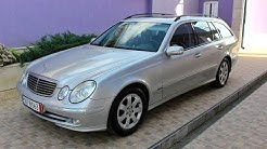 Mercedes E320 W211 224hp Avantgarde FULL