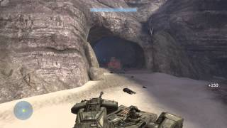 Halo: The Master Chief Collection - Halo 3 - Tank Beats Everything!