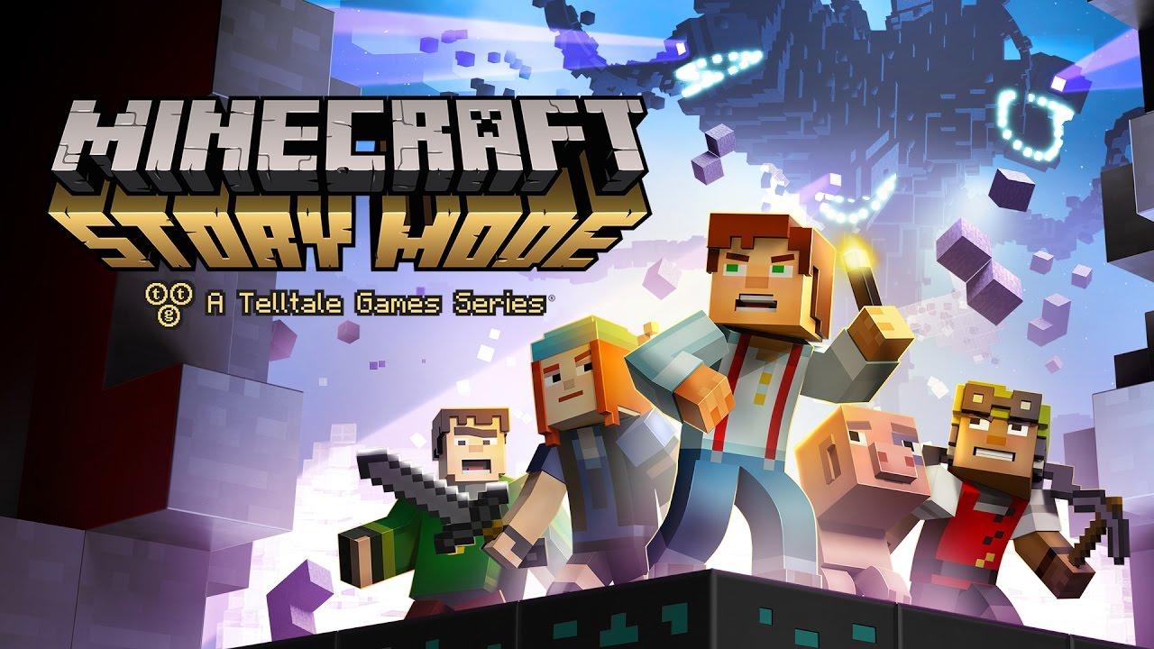 Kết quả hình ảnh cho Minecraft Story Mode The Complete Adventure