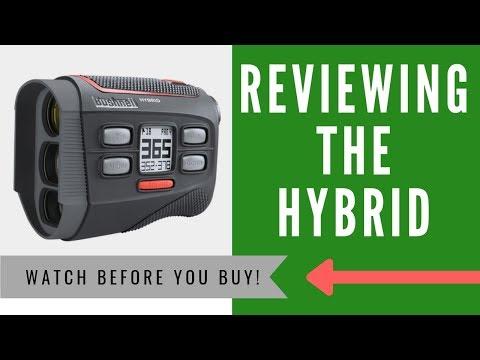 ✅ BUSHNELL HYBRID LASER GPS RANGEFINDER REVIEW