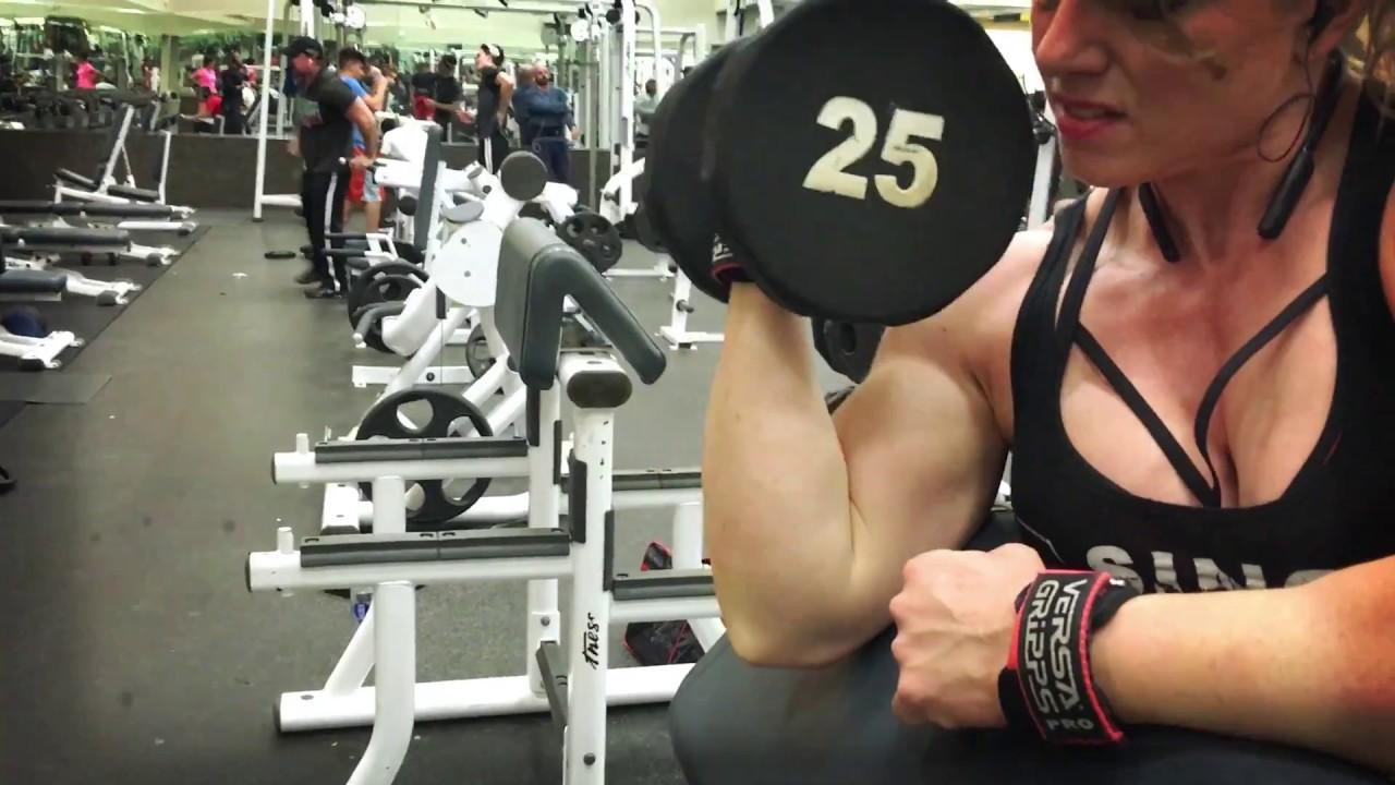 Dan Shemesh: Dana Shemesh Bodybuilder & Trainer