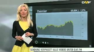 Chart Check: Commerzbank, Deutsche Bank, Daimler und Talanx(, 2014-04-08T09:41:32.000Z)
