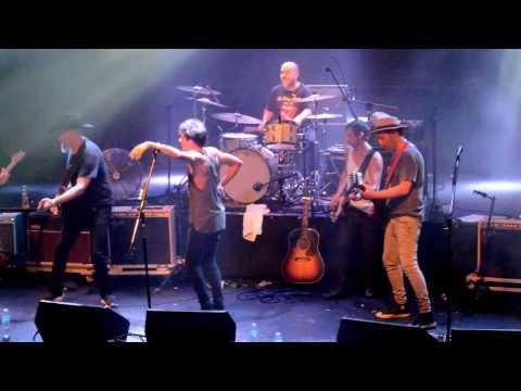 GUASONES con Jimmy Rip -Gracias/ Dame. Groove, 11/2/2017