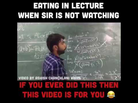 Food lecture