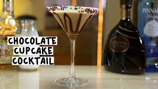Chocolate Cupcake Cocktail