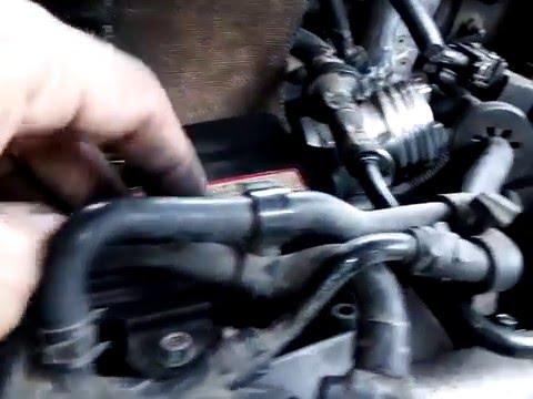 Vacuum line n249 to intake manifold #forge #blowoff #n249 #audi #tt