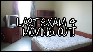 LAST EXAM & MOVING HOME! Thumbnail