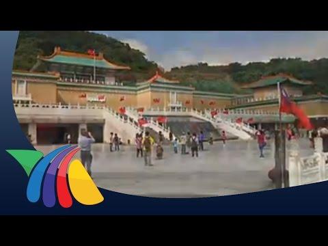 Paquete Turístico y Viaje a Taiwan