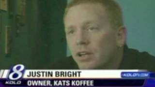 #5 Security example - Small business Kat's Koffee - SONITROL OF NEVADA 702-384-7400