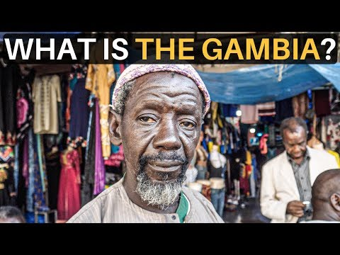 What is The Gambia?