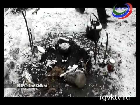 В Дагестане уничтожен крупный блиндаж боевиков