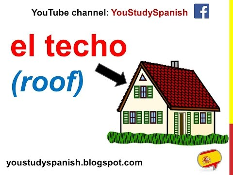 How do you say show house in spanish