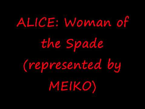 The Meaning of Alice of Human Sacrifice