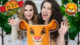 LION KING CAKE ft Colleen! - Nerdy Nummies