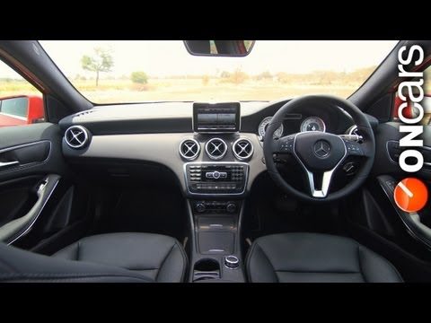 Mercedes Benz A-Class - User Experience Review by OnCars India
