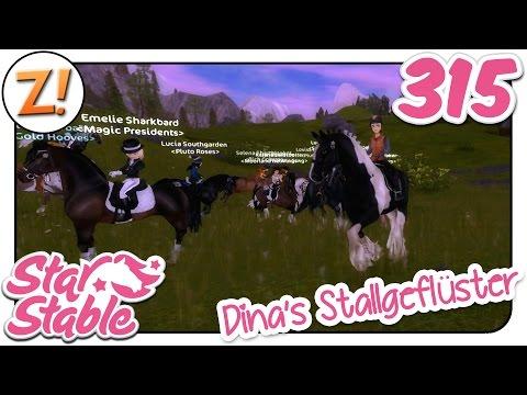 Star Stable [SSO]: Dina's Stallgeflüster - Unsere Kindheit #315 | Let's Play ♥ [GER/DEU]