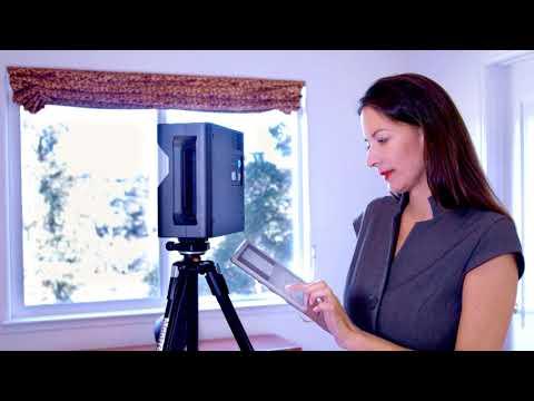 Caméra Matterport Pro2 | La Capture De Réalité Facile à Utiliser (Français)