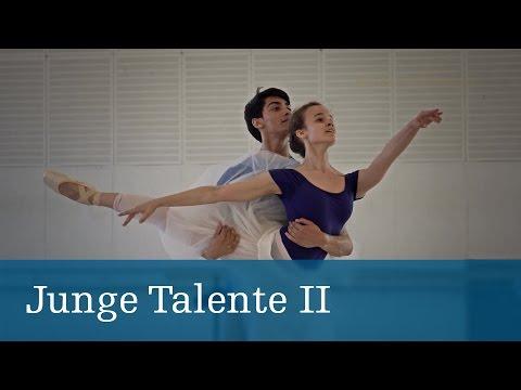 Junge Talente des Wiener Staatsballetts II – Probenvideo | Volksoper Wien/Wiener Staatsballett