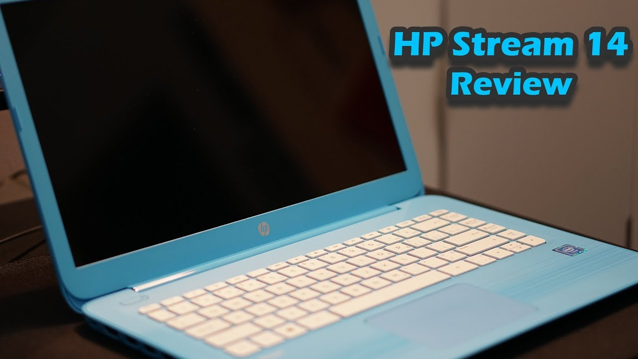 c7425d048 HP Stream 14 Review - YouTube