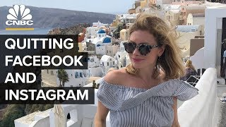 Why Quitting Facebook And Instagram Made Me Happier