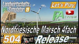 "[""Landwirtschafts-Simulator 19"", ""LS19"", ""Farming Simulator 2019"", ""LetsPlay"", ""Let's Play"", ""FS19"", ""Nordfriesischen Marsch 4fach mod map"", ""#504"", ""Release""]"