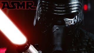 Kylo Ren ASMR Interrogation / Personal Attention / Dark Side Tingles