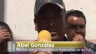 Ciudadanía ayuda a don Abel a saldar los gastos funerarios de su hijo en San Miguel de Allende