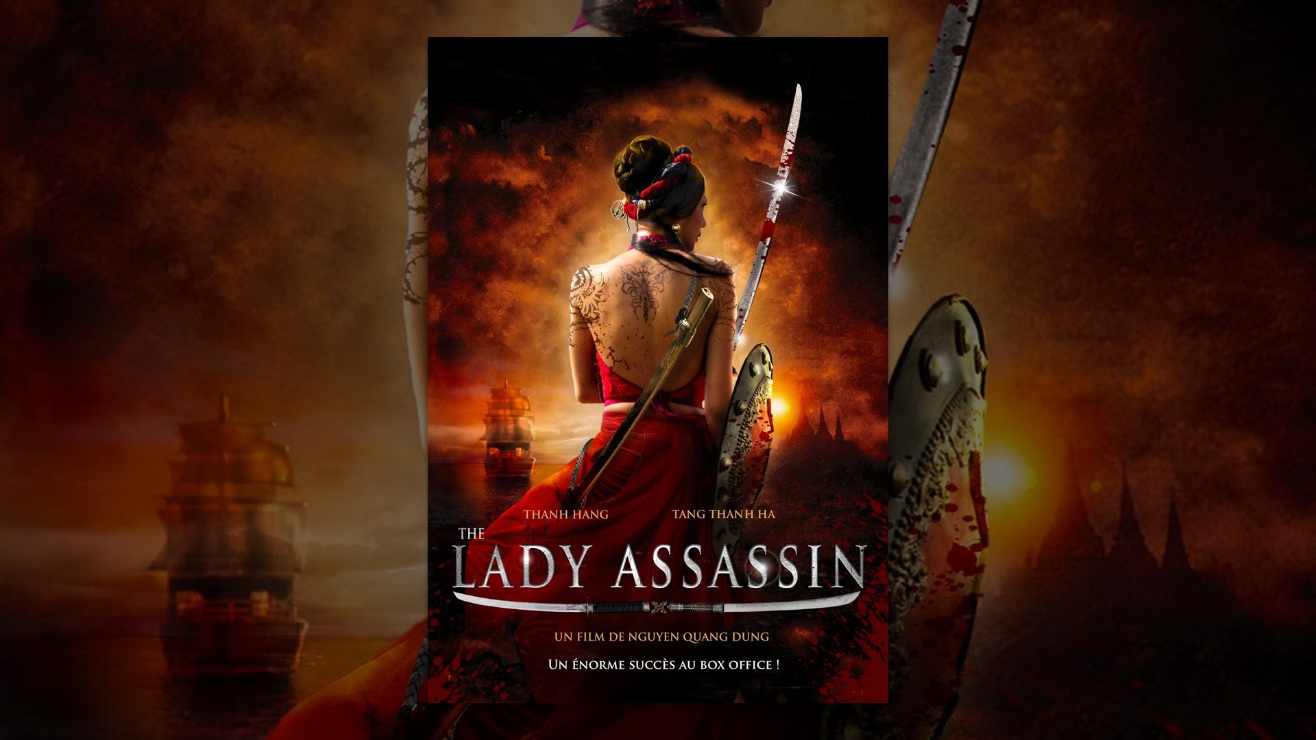 The Lady Assassin (VF)