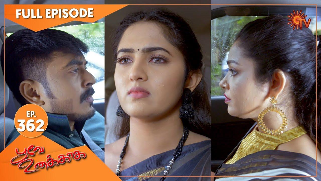 Download Poove Unakkaga - Ep 362 | 13 Oct 2021 | Sun TV Serial | Tamil Serial