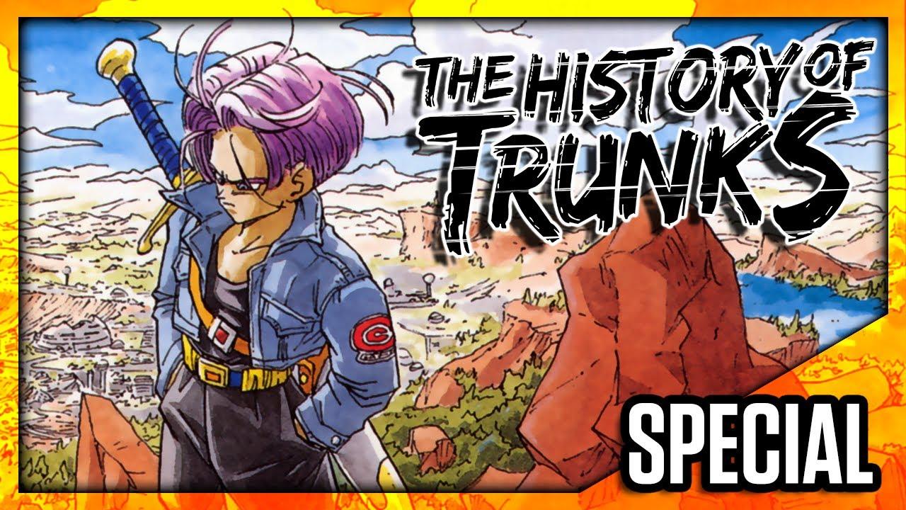DragonBall Z Abridged: History of Trunks - TeamFourStar (TFS)