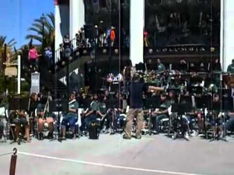 Vlog 4: ocala middle school band 2011