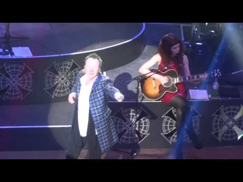 Simple Minds - The American, Royal Concert Hall Nottingham 03.05.2015