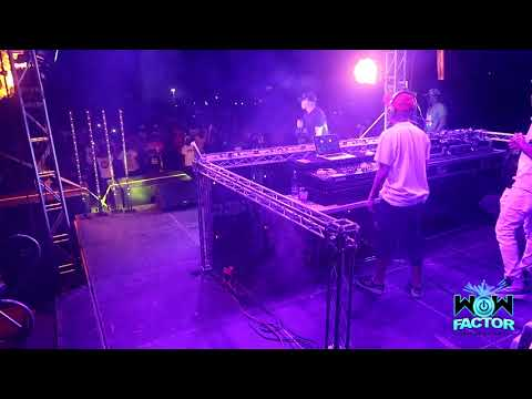 Mighty Crown Live in Antigua at KOV7 (March 2017)
