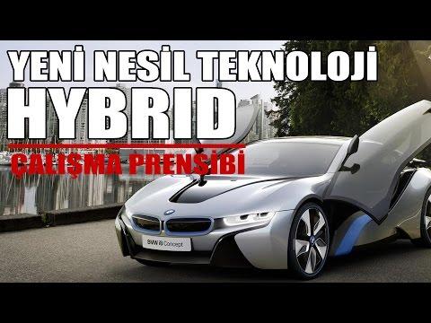 Hybrid Araba Nedir? Nasıl Çalışır?