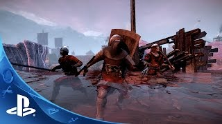 Chivalry: Medieval Warfare - Announce Trailer | PS4