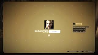 Deus Ex: Mankind Divided: Daria Myska's Computer - Poor Apartment #31